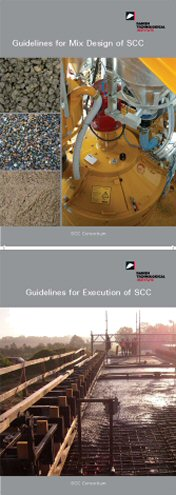 Frontpages of SCC Guidelines