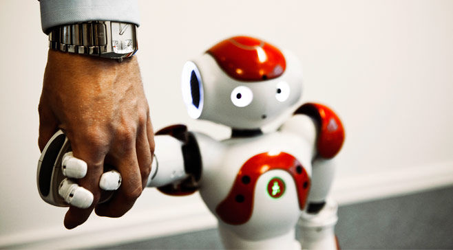 DTI Robot Technology - Services - Danish Technological Institute
