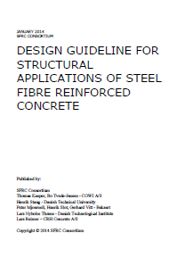 Guideline for Design of SFRC_Frontpage