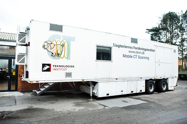 Mobile CT Scanning