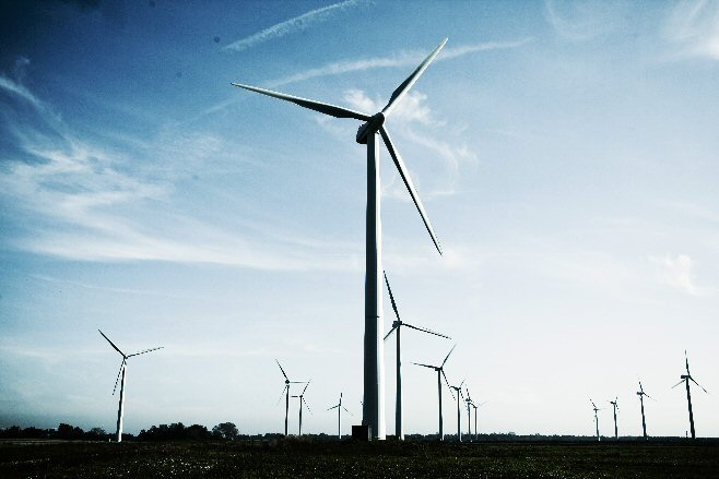 Project Recyclable Materials For Wind Turbine Blades Projects