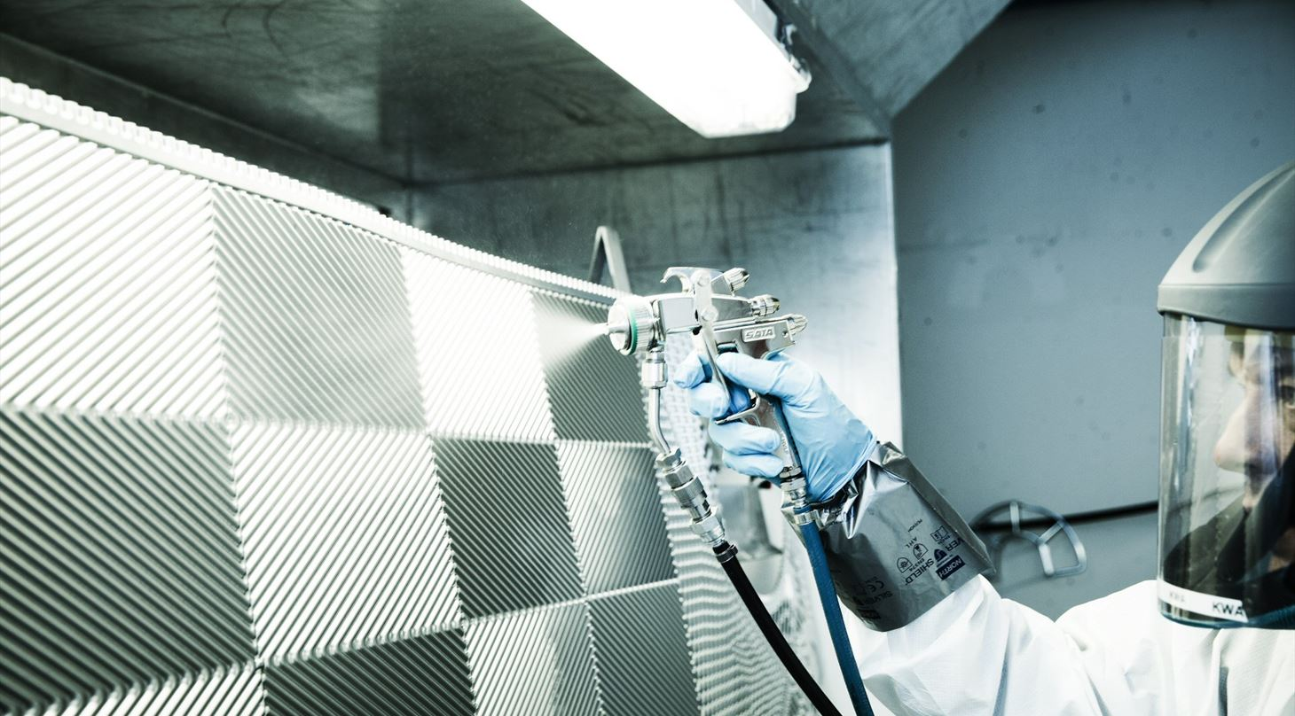 Coating of Plate Heat Exchangers Boosts Maintenance Processes ...