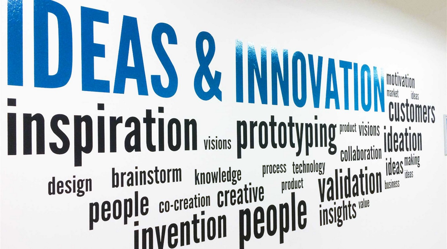 Wordle for Ideas and Innovation methods and tools