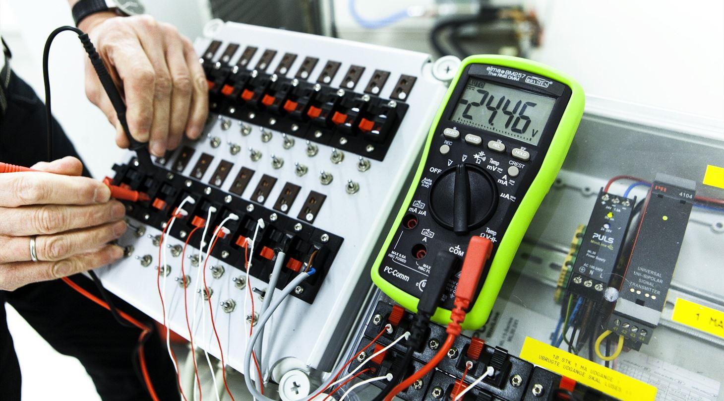 Danish Technological Institute Certified Cen Heat Pump Keymark Test