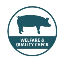 Welfare and quality check logo